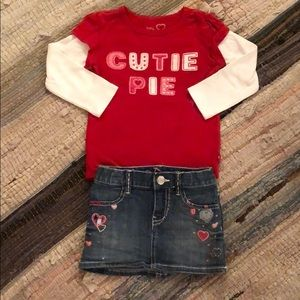 2T Retro GAP Spring 2008 Cutie Pie set! Details!